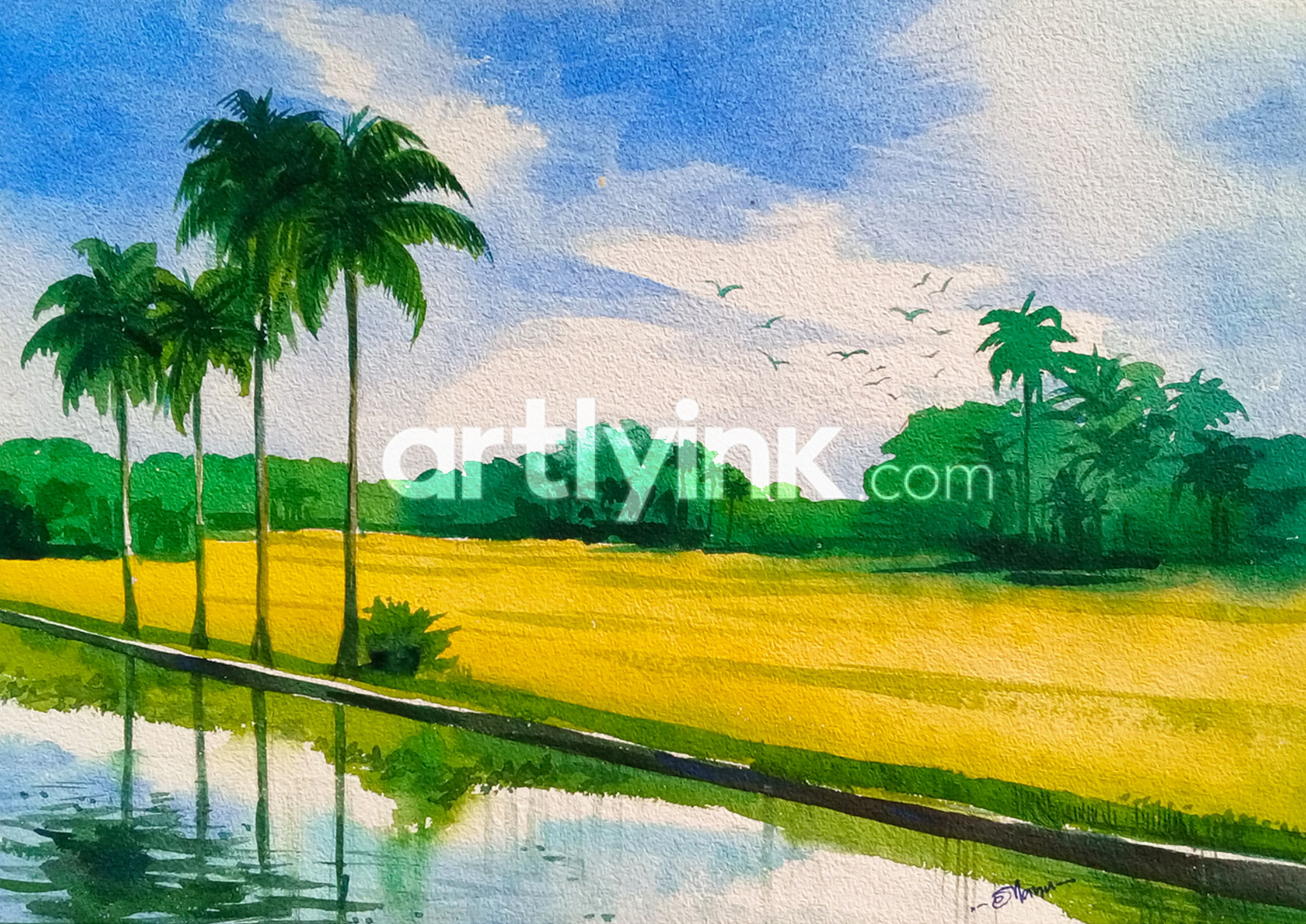 Buy landscape paintings online
